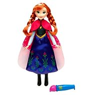 Ice Kingdom - Anna Doll coloring skirts