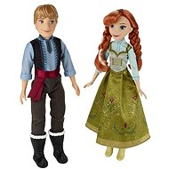 The Ice Kingdom - Duplicate Anna and Kristoff - Play Set
