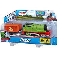 Mattel Thomas the Tank Engine - große motorisierte contraption Percy - Spielset