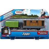 Mattel Thomas the Tank Engine - große motorisierte contraption Toby