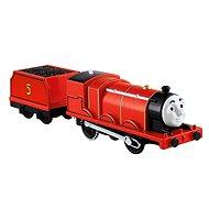 Mattel Thomas the Tank Engine - großer motorisierter contraption James - Spielset