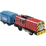 Mattel Thomas the Tank Engine - große motorisierte contraption Salty - Spielset