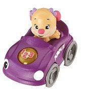 Mattel Fisher Price - Smart car violet - Figure