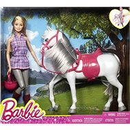Mattel Barbie - Doll with horse