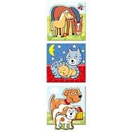 Dino Baby puzzle zvířátka - Puzzle