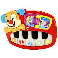 Mattel Fisher Price - Pejskovo piano CZ