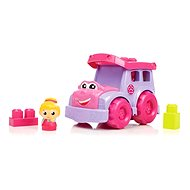 Mega Bloks - Školní autobus Sussie - Stavebnice