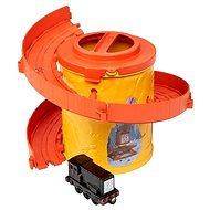 Mattel Thomas the Tank Engine - Spiral orange