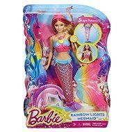 Mattel Barbie - Rainbow Mermaid - Puppe