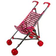 Golf buggy pink / red
