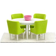 Lundby Smaland - Dining table green