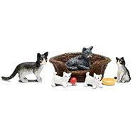 Lundby Smaland - Mačacie rodinka
