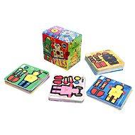 2D Puzzle - Microrobot Poki - Puzzle