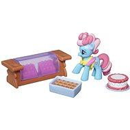 My Little Pony - Fim collector's set Mrs. Dazzle Cake