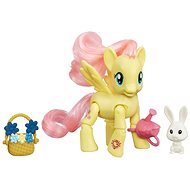 My Little Pony - Pony Fluttershy with the hinge points