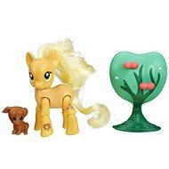 My Little Pony - Pony Applejack with the hinge points