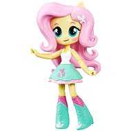 My Little Pony Equestria Girls - Little Fluttershy doll with accessories