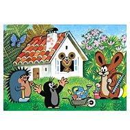 Dino Mole Bauer - Puzzle