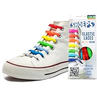 Shoeps - Silicone laces XL mix colours