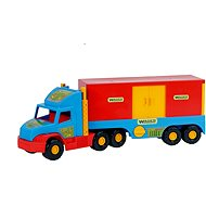 Wader - Container-LKW - Auto