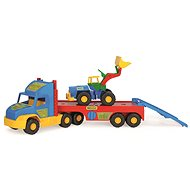 Wader - Truck Flatbed - Toy Vehicle