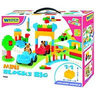 Wader - Mini blocks 300 ks - Stavebnice