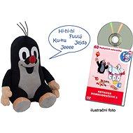 Krteček and his buddies - Talking Mole and DVD - Plush Toy