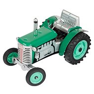 Kovap Green key tractor - Metal Model