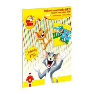 Sand coloring Maxi - Tom and Jerry