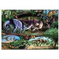 Dino Země dinosaurů - Puzzle