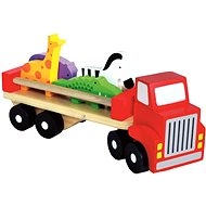 Bino A truck with animals