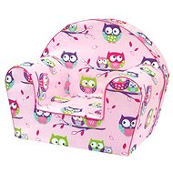 Bino Chair pink - owlet - Kids' Furniture