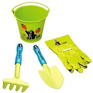 Mole - Large garden set with a bucket