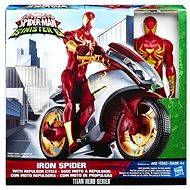 Marvel - Iron Spider s vozidlom