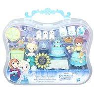 Ice Kingdom - Set kleine Puppen mit Zubehör