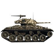 Italeri World of Tanks 36504 – M24 Chaffee - Plastový model