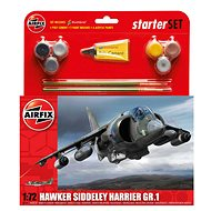 AirFix Starter set A55205 letadlo – Hawker Siddeley Harrier GR.1