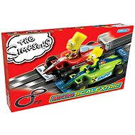 Micro Scalextric G1117 - The Simpsons
