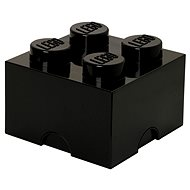 LEGO Úložný box 4 250 x 250 x 180 mm - čierny