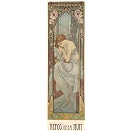 Alfons Mucha: Rest of the evening panoramic