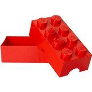 LEGO Mini box 46 x 92 x 43 mm - růžový - Úložný box