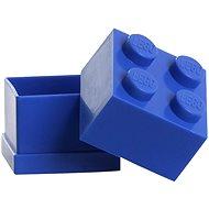 LEGO Mini box 46 x 46 x 43 mm blue - Storage Box