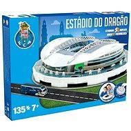 3D Puzzle Nanostad Portugal - O Dragao-Stadion in Porto - Puzzle