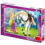 Dino Na vlásku - Locika a Max - Puzzle