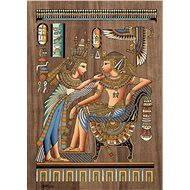 Dino Egyptský papyrus
