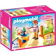 PLAYMOBIL 5304 Baby Room with Cradle
