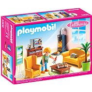 PLAYMOBIL® 5308 Living Room with Fireplace