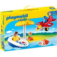 Playmobil 1.2.3 6050 holiday entertainment