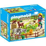 PLAYMOBIL® 6133 Farm Animal Pen