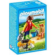 PLAYMOBIL® 6139 Woman with Cat Family